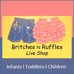 Britched N Ruffles Live Shop